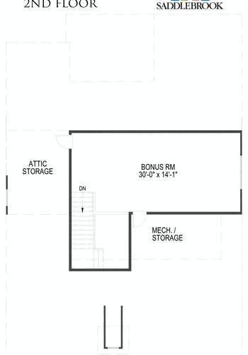 Barberry - 2D FloorPlan 2