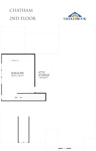Chatham - 2D FloorPlan 2