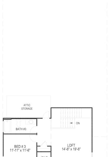 Forsythia - 2D FloorPlan 2