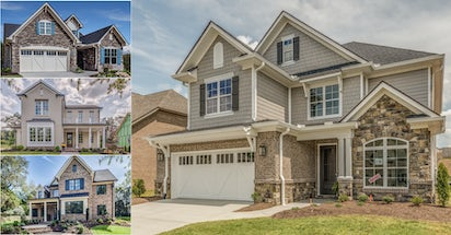 Luxury New Home Builder in Knoxville TN | Saddlebrook Properties