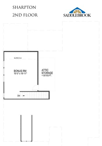 Sharpton - 2D FloorPlan 2
