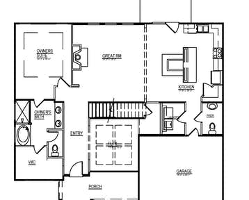 642 Witherspoon Lane Floor Plan