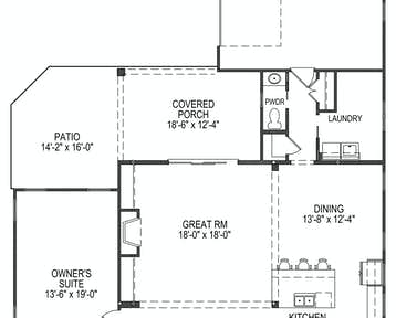 10530 Leadenhall Gardens Way Floor Plan