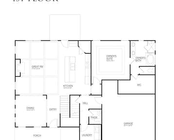 12739 Capricorn Lane Floor Plan